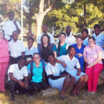 ETBU students learn and serve in Africa