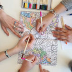 Adult coloring books emerging as popular spiritual practice