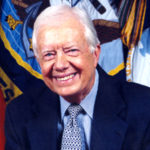 Jimmy Carter announces he is cancer-free