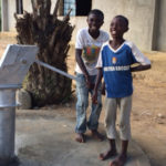 TBM offers pure water and Living Water to Sierra Leone