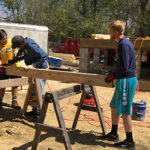 ETBU students spend spring break on mission