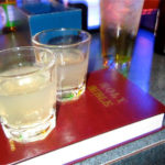 Most Protestant churchgoers say they abstain from alcohol