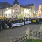Bulgarian Christians continue protests