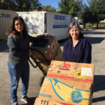 Latina Leadership Institute volunteers serve in Harvey's wake