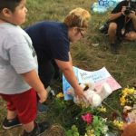 Faith community surrounds grieving town with love